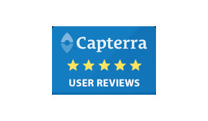 Independent Capterra product reviews