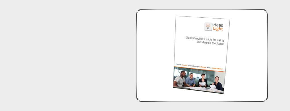360 Feedback Good Practice Guide